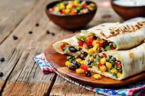 burritos mexican food