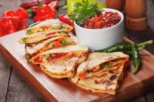 popular Mexican foods in America