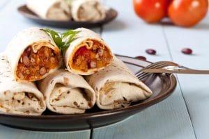 simple burrito recipe