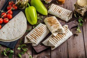 easy burrito recipe