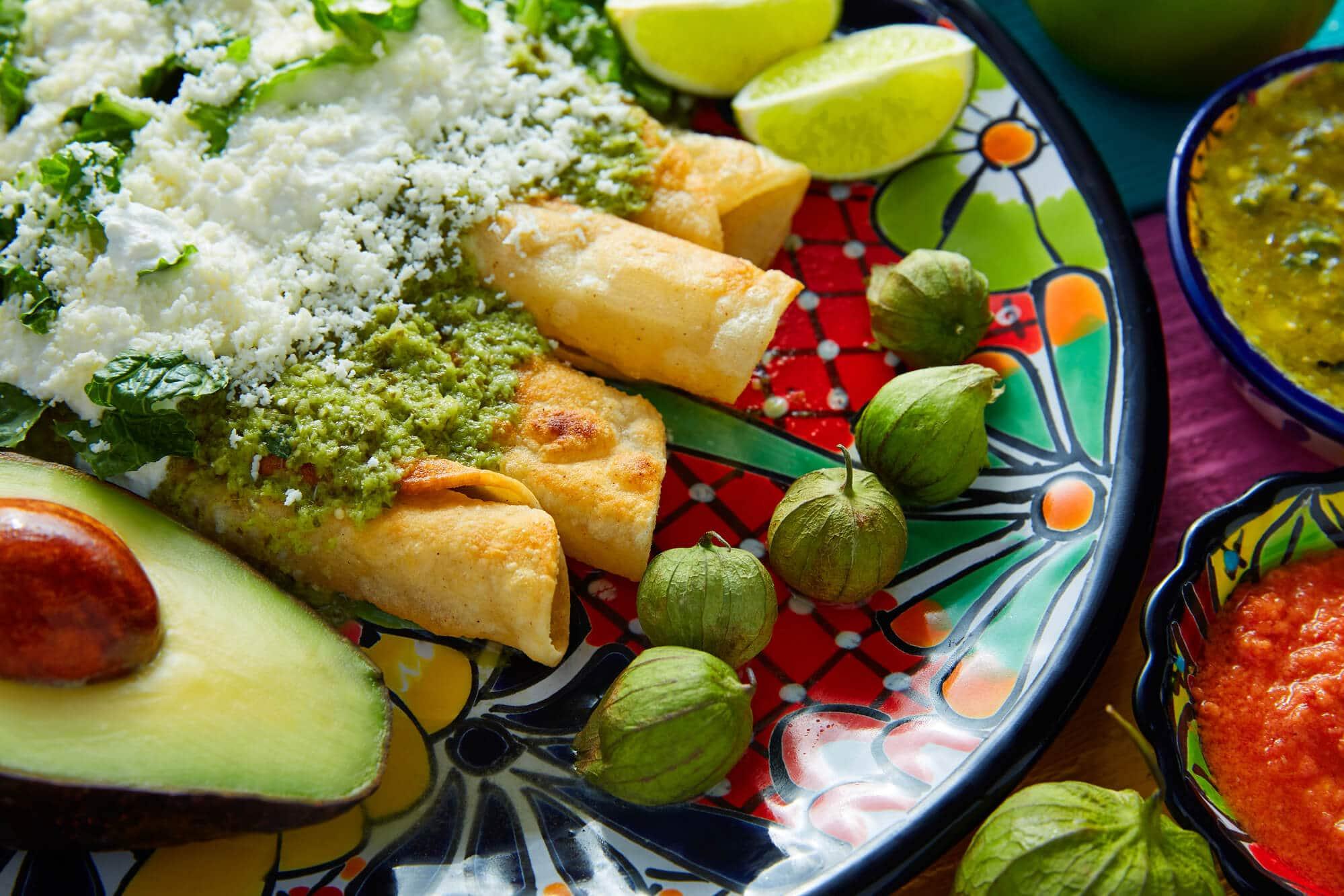 Is Mexican food healthy - El Rincon