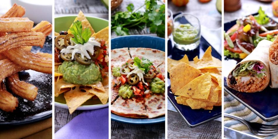 Mexican Cuisine at El Rincon