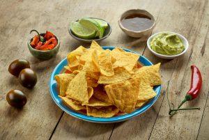 Nachos Mexican Food
